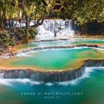 Lào | Thác Kuang Si, một trong mười hồ bơi bậc thang thiên nhiên đẹp nhất thế giới