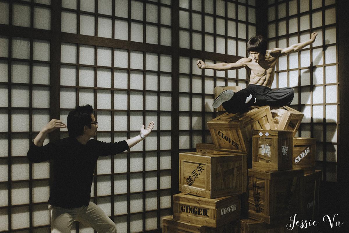 Bảo tàng tượng sáp Hong Kong