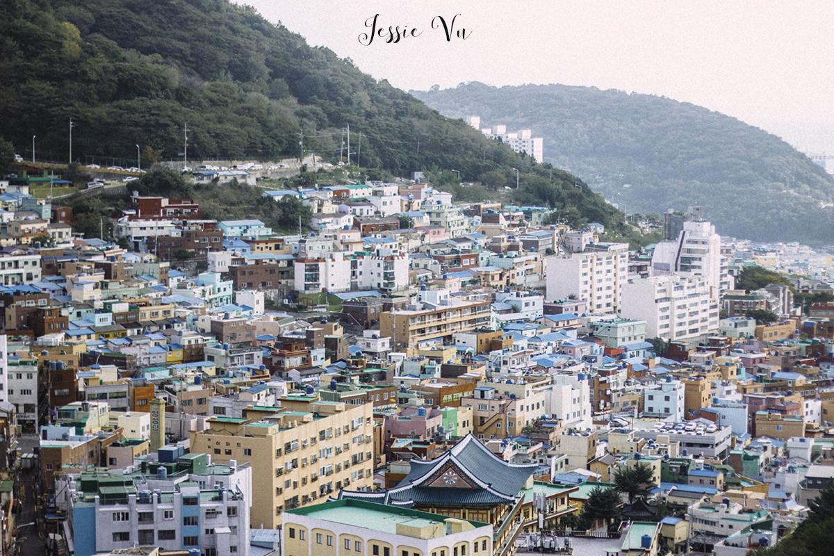 Làng văn hoá Gamcheon