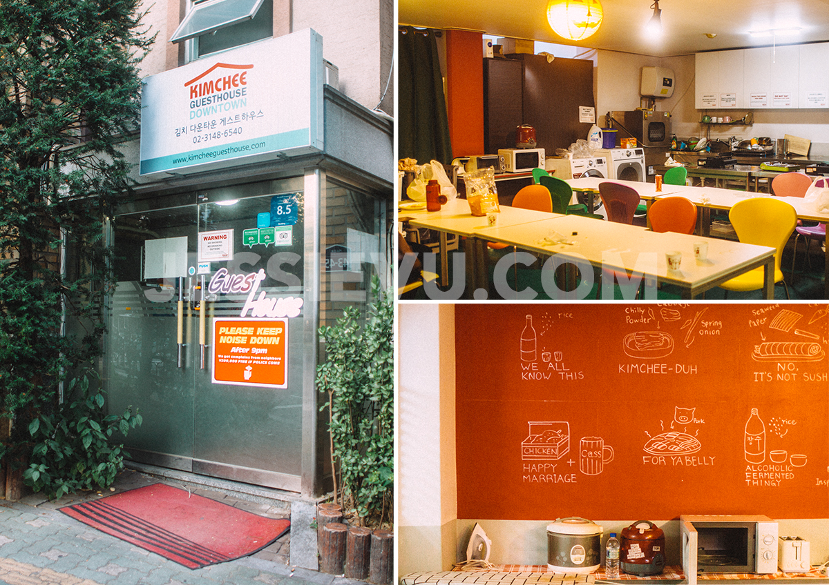Kimchee Downtown Guesthouse