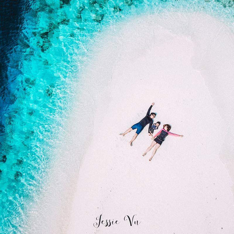 Du lịch ở đảo dân sinh Maafushi Maldives