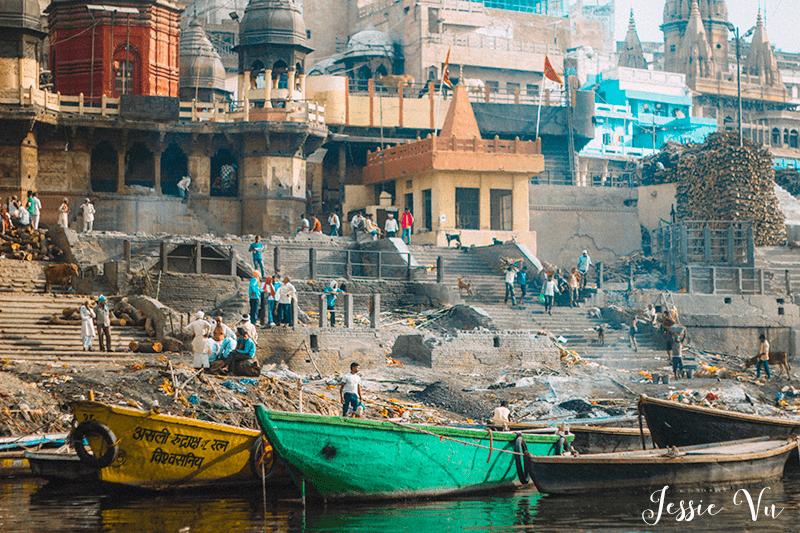 Varanasi , Ấn Độ