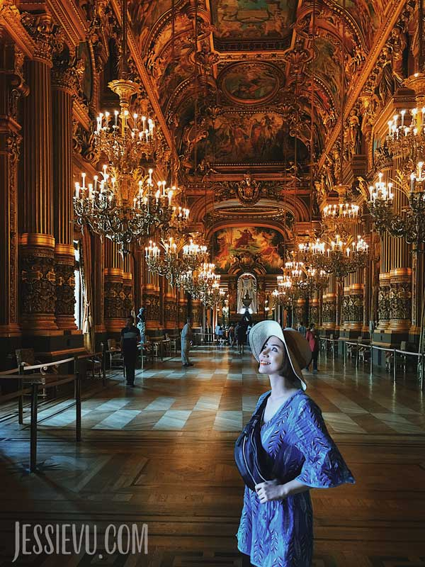 du lịch Paris Pháp