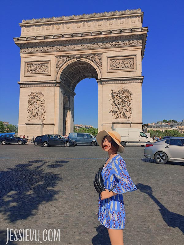 Du lịch Paris , Pháp