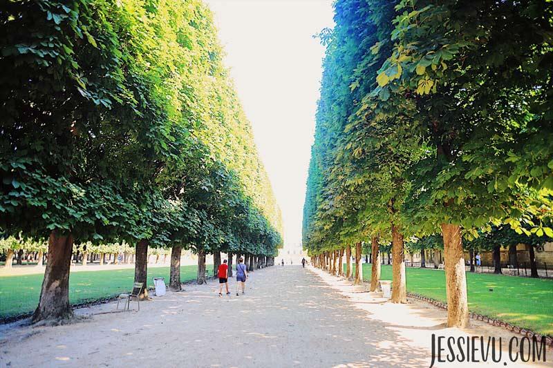 Vườn Luxembourg Paris