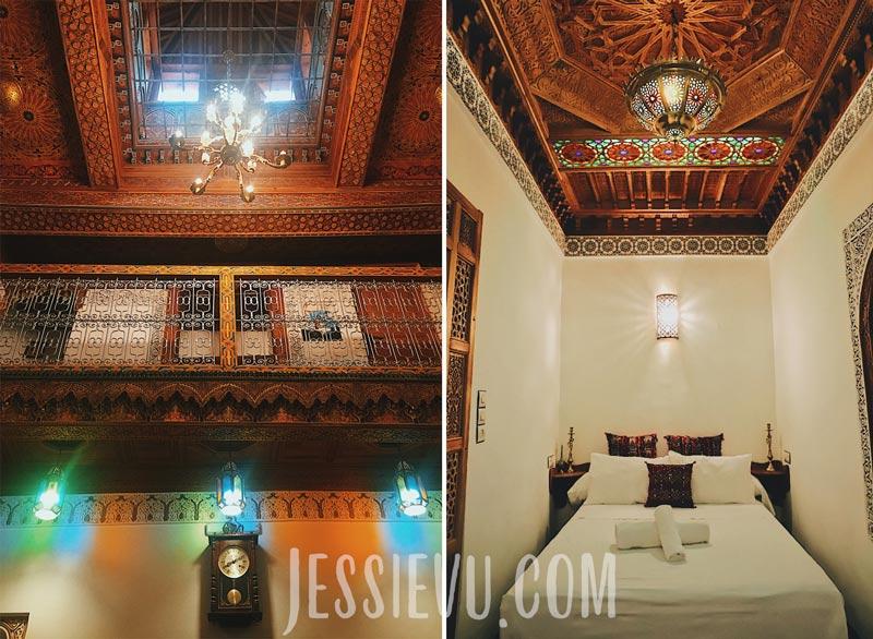 Khách sạn ở Fes Maroc