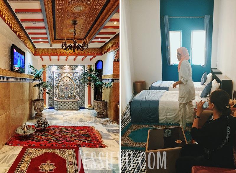 Khách sạn ở Tangier Maroc