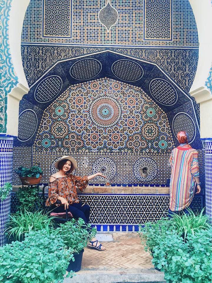 Du lịch Fes , Maroc