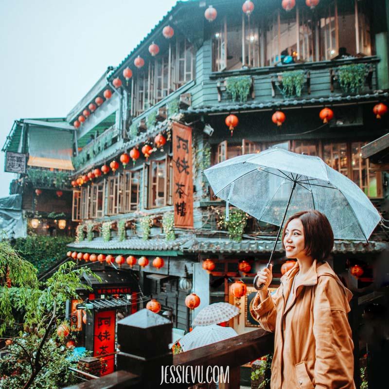 Làng Cửu Phần Jiufen Đài Loan