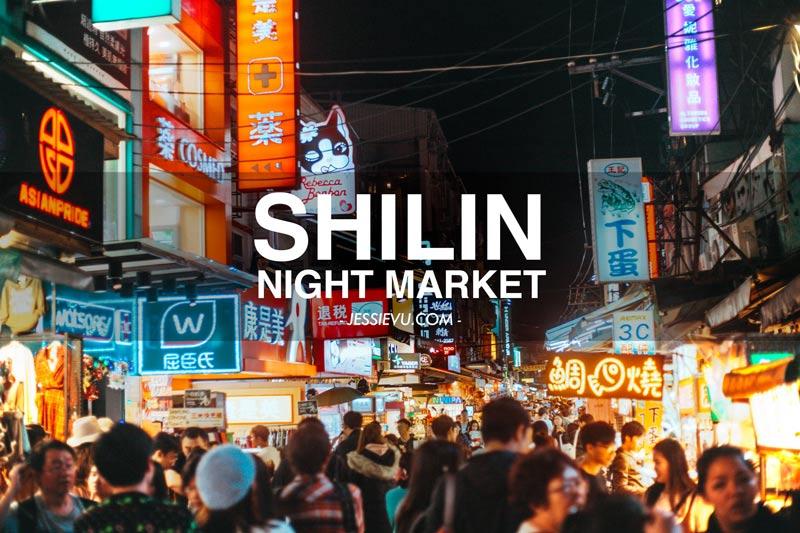 Chợ đêm Sỹ Lâm Đài Bắc Đài Loan