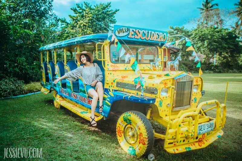 Xe jeepney Philippines