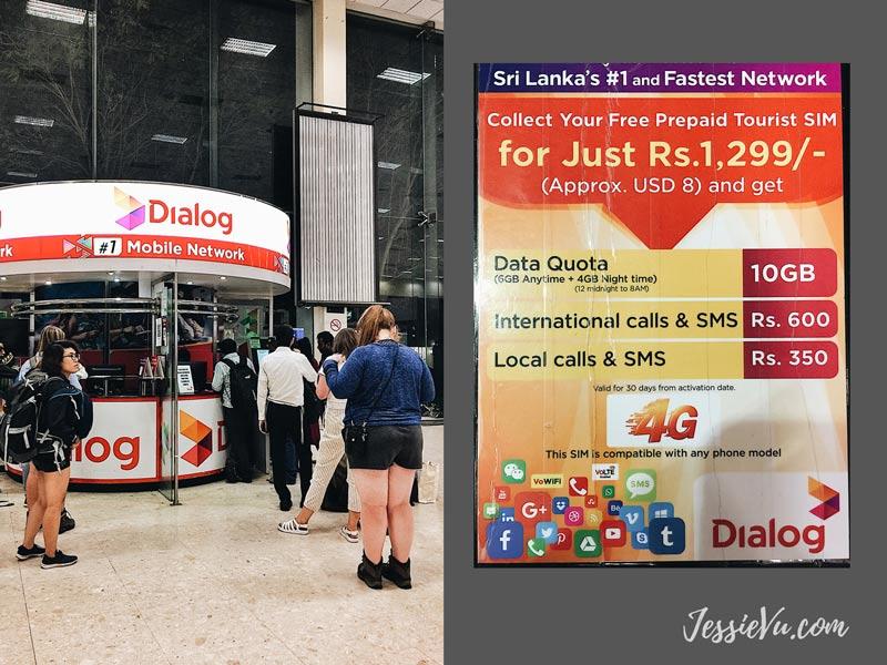 Sim4G Sri-Lanka