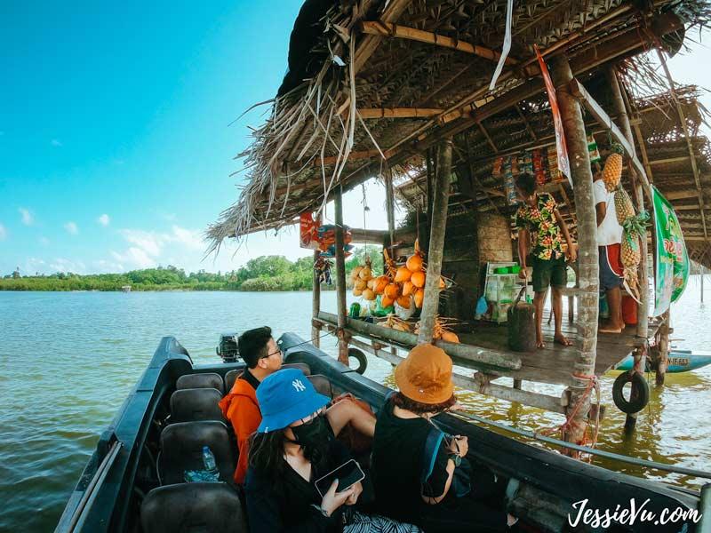 River Boat Safari