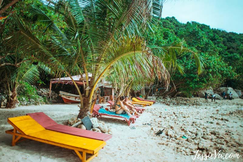 jungle beach , Galle , Sri-Lanka