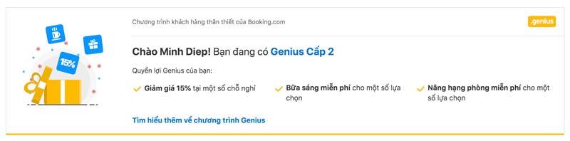 ứng dụng du lịch booking.com 2