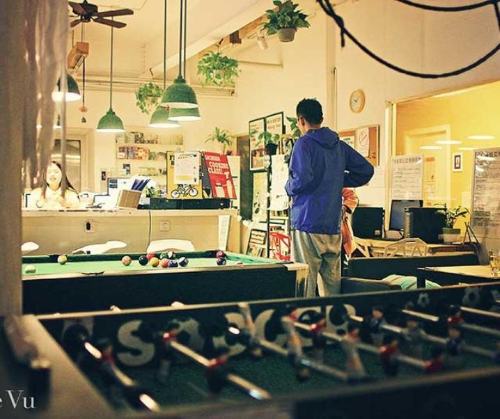 Thành Đô,Trung Quốc | Đánh giá Flip Flop Hostel