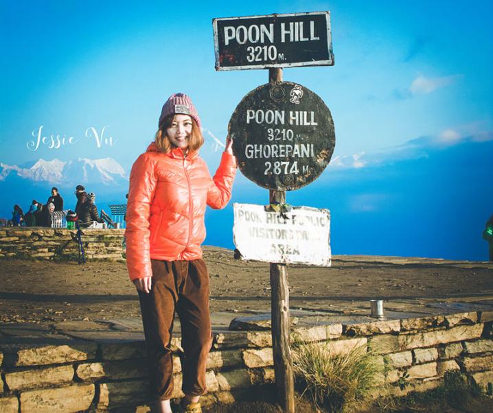 Nepal | Đường lên đỉnh Poon Hill 3210m