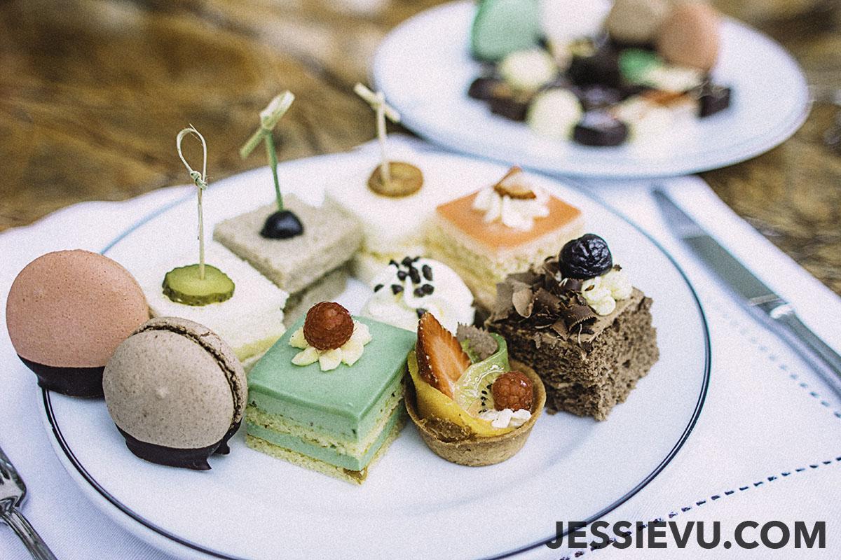 Tiệc buffet chocolate Sofitel Metropole