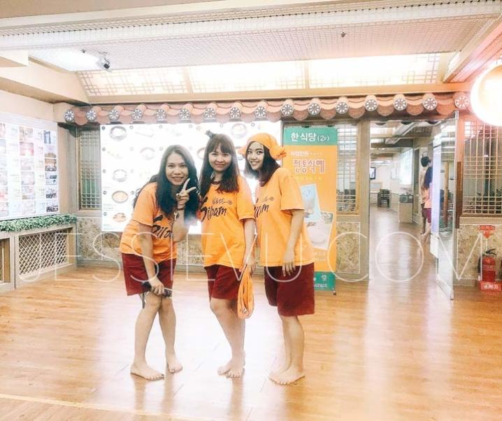 Hàn Quốc | Trải nghiệm tắm hơi kiểu Hàn Jjimjilbang ở Siloam Sauna