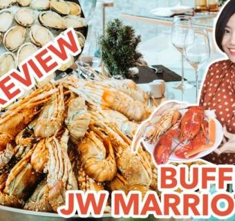 Review   Buffet tôm hùm khách sạn JW Marriott sang chảnh ĐÁNG THỬ NHẤT ở Hà Nội