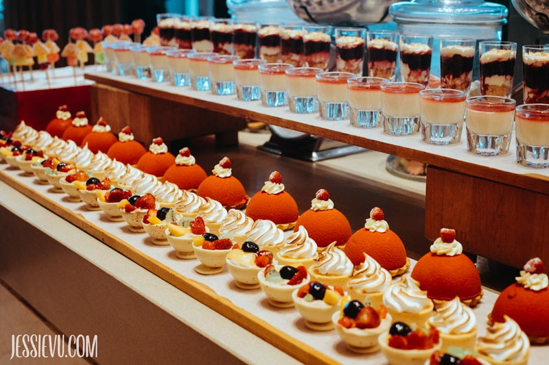 buffet tôm hùm JW Marriottbuffet tôm hùm JW Marriott