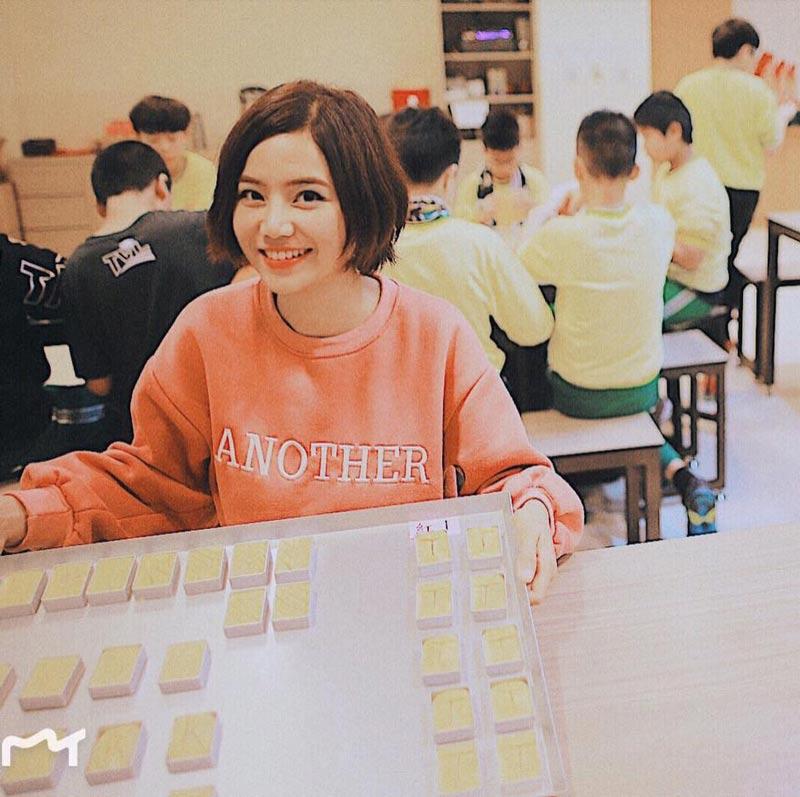 Học làm bánh dứa ở Đài Loan
