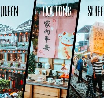 Taiwan | Cách tự đi từ Đài Bắc tới Jiufen – Houtong – Shifen trong ngày chuẩn và đầy đủ nhất , không cần mua tour