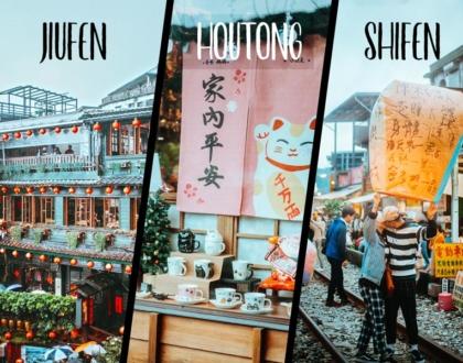 Taiwan   Cách tự đi từ Đài Bắc tới Jiufen – Houtong – Shifen trong ngày chuẩn và đầy đủ nhất , không cần mua tour