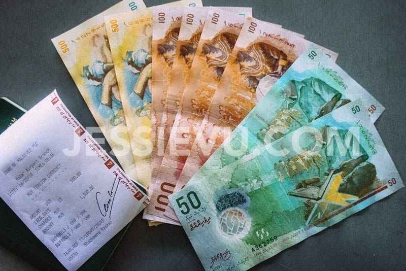 Đổi tiền du lịch Maldives