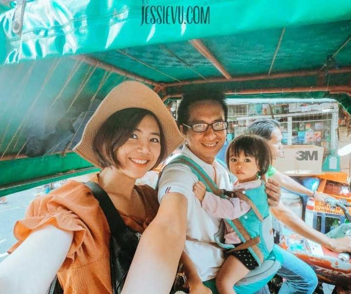 Phương tiện di chuyển giá rẻ ở Philippines