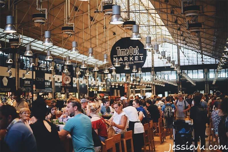 Chợ Timeout Bồ Đào Nha
