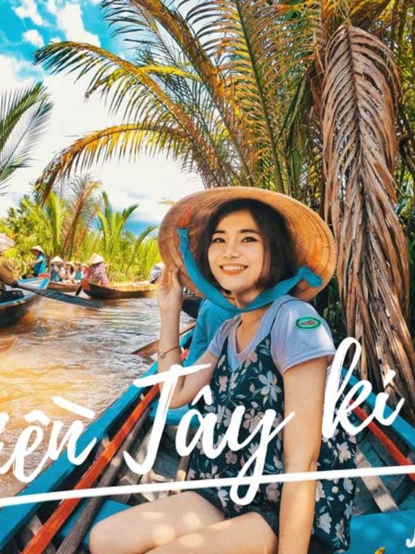 Việt Nam   2 ngày khám phá miền Tây sông nước , xứ dừa Bến Tre chưa tới 1 triệu / người