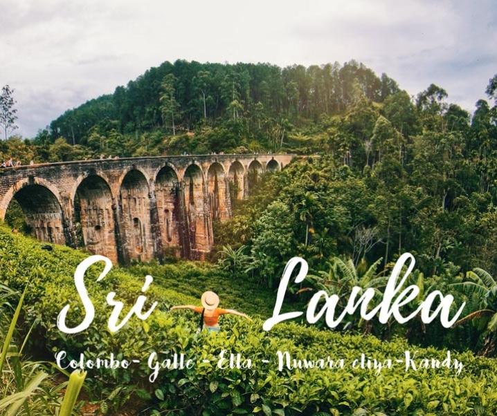 Lịch trình 7 ngày khám phá đảo quốc hình giọt lệ Sri-Lanka chi tiết nhất