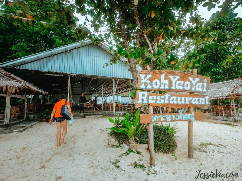 Đảo Koh Yao Yai