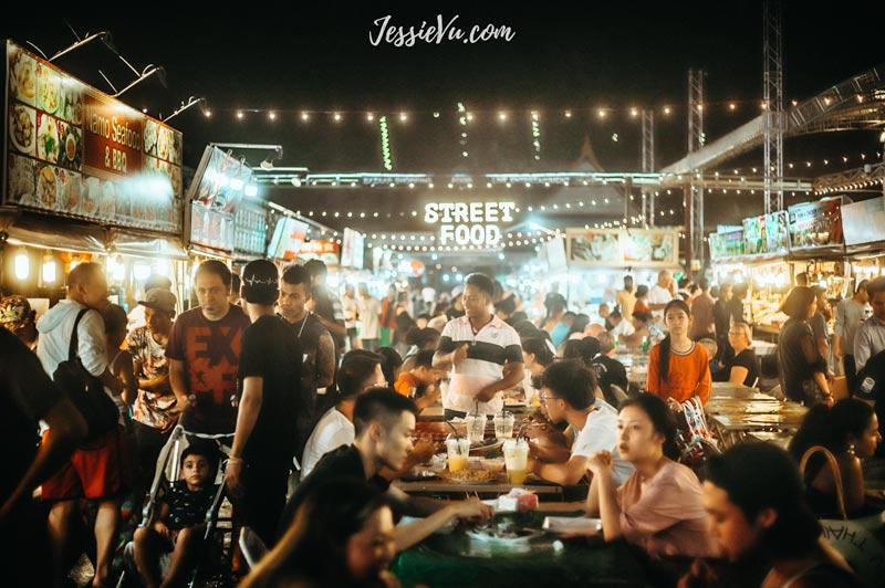 món ăn đường phố Phuket