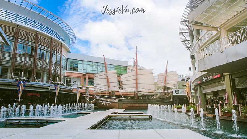 Khu mua sắm Phuket