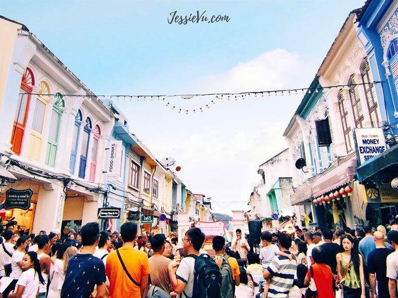 Chợ đêm cuối tuần Phuket