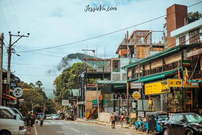 thị trấn Ella Srilanka