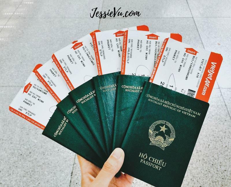 Du lịch Phuket - Bangkok Thái Lan