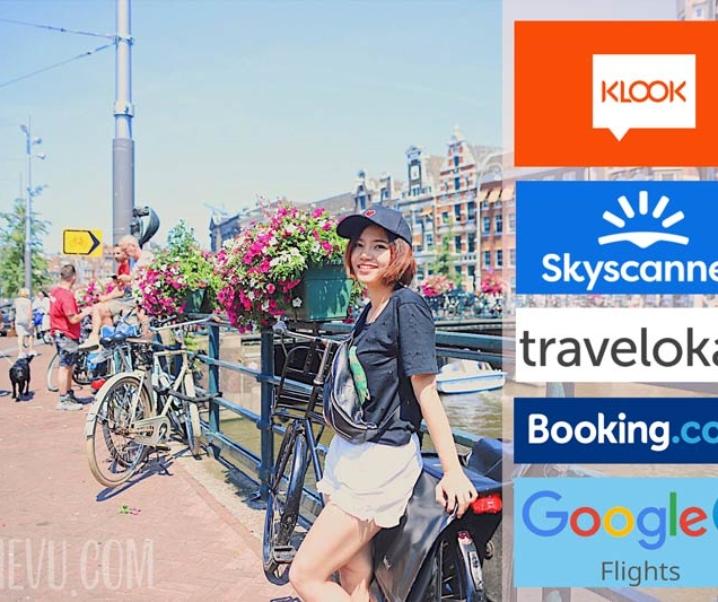 """Top 5 ứng dụng du lịch """"đỉnh"""" giúp bạn tiết kiệm cả mớ tiền và thời gian"""