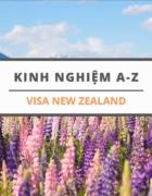 Hướng dẫn điền mẫu đơn visa New Zealand online