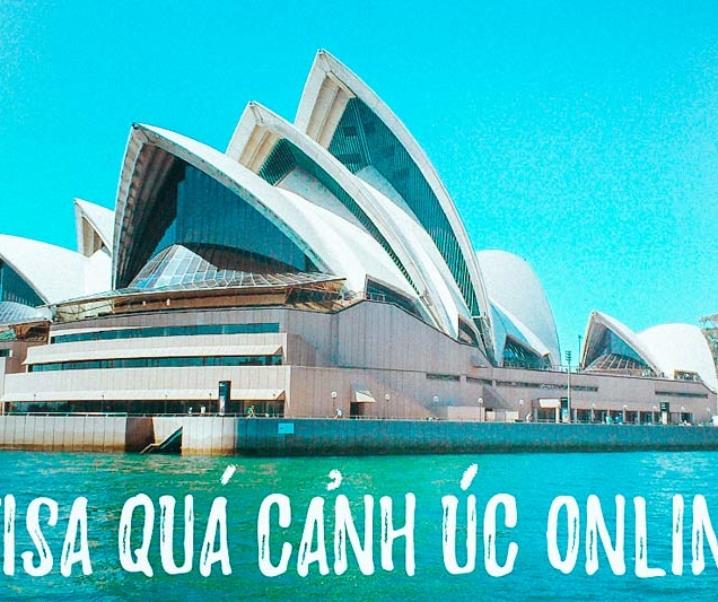Visa transit Úc online nhanh gọn trong 4 bước